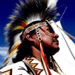 237. Melvin Smith, Navajo, Crow Fair, Crow Agency, Montana, 2009.