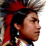 89. Hahots Shebala, Nez Perce, Crow Fair, Crow Agency, Montana, 2009.
