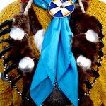 42. Norman Gardipy Jr, Plains Cree, Crow Fair, Crow Agency, Montana, 2009.