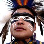 124. Alvin Yellow Owl, Blackfeet, Crow Fair, Crow Agency, Montana, 2009.