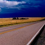 28. Cheyenne River Highway, South Dakota, 1999.