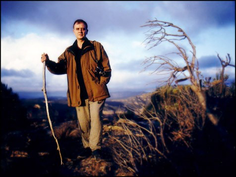 Andrew Hogarth, Blue Mountains, Blackheath, New South Wales, 2003.