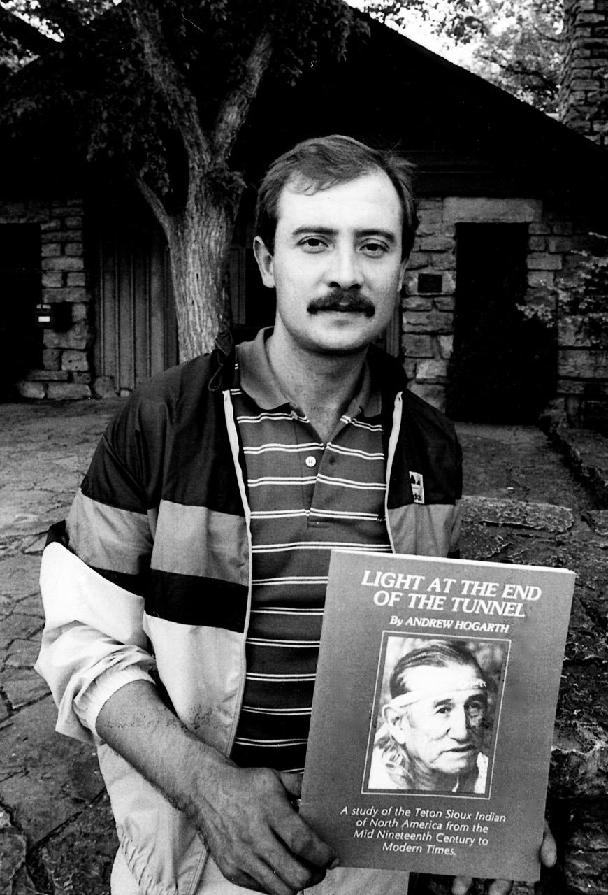 Andrew Hogarth, Rapid City, South Dakota, 1985.