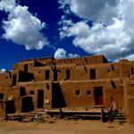 84. Taos Pueblo, Taos, New Mexico, 2013.
