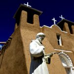 59. San Francisco de Assissi, Ranchos de Taos Plaza, Taos, New Mexico, 2013.