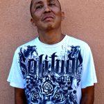 78. Alejandro Mauelito, Navajo-Mexican, Gallup Inter-Tribal Indian Ceremonial Parade, New Mexico, 2013.