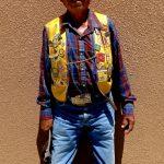 170.  Ben Jim, Navajo, Gallup Inter-Tribal Indian Ceremonial Powwow, New Mexico, 2013.