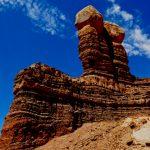 106.  Twin Rocks, Bluff, Utah, 2013.