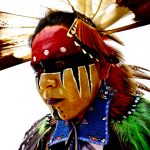 30. Calvert Dixon, Navajo, Gallup Inter-Tribal Indian Ceremonial Powwow, New Mexico, 2013.