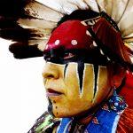 2. Calvert Dixon, Navajo, Gallup Inter-Tribal Indian Ceremonial Powwow, New Mexico, 2013.