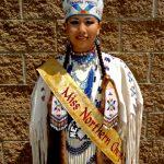 236. Rosalia Bad Horse, Northern Cheyenne, Little Bighorn Battlefield Anniversary, Montana, 2011.