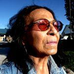 271. Patti Douville, Oglala-Lakota, Crazy Horse Memorial, Black Hills, South Dakota, 2011.