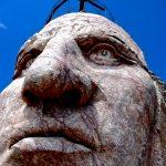 288. Crazy Horse Memorial, Black Hills, South Dakota, 2011.
