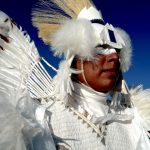 269.  William Spotted Tail, Brule-Lakota, Rosebud Casino Powwow, South Dakota, 2011.