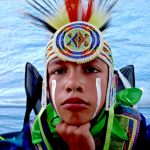 68. Evan Ponyah, Oglala-Lakota-Navajo-Hopi, Rosebud Casino Powwow, South Dakota, 2011.