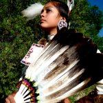 248. Camille Ponyah, Oglala-Lakota-Navajo-Hopi, Lame Deer, Montana, 2011.