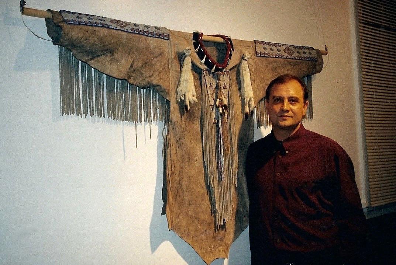 Andrew Hogarth, Graphis Fine Art Gallery, Edgecliff Road, Woolllarha, Sydney, NSW, Australia, 1997.
