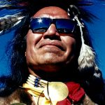 14. Roy Pete, Navajo, Crow Fair, Montana, 1995.