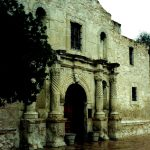 1. The Alamo Chapel, San Antonio, Texas, 1981.