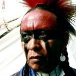 215. Stanley Bear Paw, Cherokee, Cody, Wyoming, 2008.