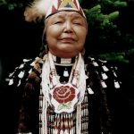 225. Pearl Sammarifa, Nez Perce-Yakima, Cody, Wyoming, 2008.