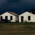 2. Storm Clouds, Fort Bridger, Wyoming, 1984.