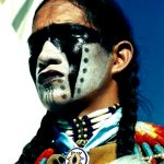 17. Adam Nordwall, Chippewa-Navajo-Shoshone, Black Hills, South Dakota, 1996.