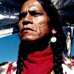 52. Raymond Cree, Yakima-Umatilla-Cree, Crow Fair, Montana, 1995.