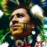55. Fabian Fontenelle, Zuni, Cody, Wyoming, 1996.