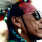 66. Timothy Eashappies, Assiniboin-Lakota, Crow Fair, Montana., 1996.