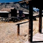 121. Old Trail Town, Cody, Wyoming, 2006.