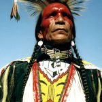 141. Tommy Christian, Hunkpapa-Lakota, Crow Fair, Montana, 2006.