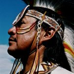 252. Melvin Smith, Navajo, Crow Fair, Montana, 2009.
