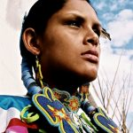 254. Morgan King, Cheyenne-Assiniboine, Crow Fair, Montana, 2009.