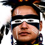 260. Alvin Yellow Owl, Blackfeet, Crow Fair, Montana, 2009.