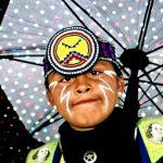 281. Lanedon Bob, Navajo, Crow Fair, Montana, 2010.