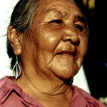 61. Sallie Black Eyes, Oglala-Lakota, Bear Creek, South Dakota, 1996.