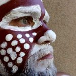 23. Shane McEwan, Gamilaraay Nation, Circular Quay, Sydney, New South Wales, Australia, 2014.